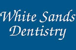 WHITE SANDS DENTAL logo