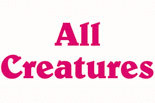 All Creatures Veterinary Hospital logo