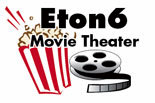 ETON SQUARE 6 MOVIE CINEMA logo