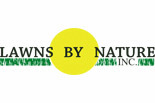 LAWNS BY NATURE logo
