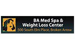 B.A. MED SPA + WEIGHT LOSS CENTER logo