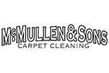 MCMULLEN & SONS CARPET CLEANING logo