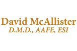 DAVID MCALLISTER DMD logo