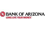 BANK OF ARIZONA logo