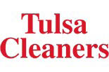 TULSA CLEANERS logo