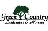 GREEN COUNTRY NURSERY logo