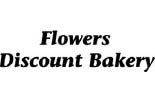 FLOWER'S DISCOUNT BAKERY logo