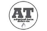 Admiral Twin Drive-In logo