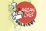 ASIAN CHEF DELIVERY logo