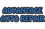 ADVANTAGE AUTO REPAIR logo