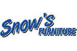 SNOW'S FURNITURE logo