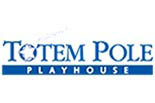 TOTEM POLE PLAYHOUSE logo