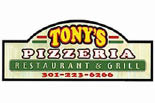 TONY'S PIZZERIA - WILLSPRT. logo