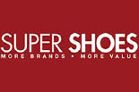 SUPER SHOES logo
