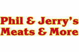 PHIL & JERRY'S logo
