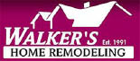 WALKER'S HOME REMODELING logo