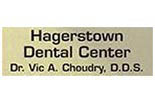 HAGERSTOWN DENTAL CENTER logo