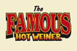 THE FAMOUS HOT WEINER logo
