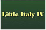LITTLE ITALY IV logo