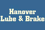 Hanover Lube & Brake Center logo