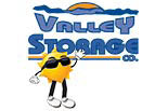 VALLEY STORAGE logo