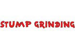 STUMP GRINDING logo