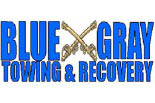 Blue Gray Towing logo