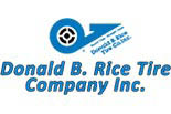 DONALD B. RICE TIRE CO. - STEPHENS CO. logo