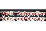 H&H AUTOMOTIVE SALES & SERVICE logo