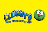 CLUGGY'S AMUSEMENT CENTER logo