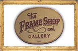 THE FRAME SHOP logo