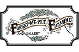 FORGET ME NOT FRAMING logo