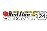 RED LION CHEVROLET logo