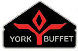 York Buffet logo