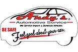 ANDY'S AUTOMOTIVE logo