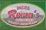 ROMA'S PIZZA & ITALIAN RESTAURANT-DALLASTOWN logo