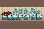 JUST IN TIME SEAFOOD logo