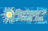 BUCHMYER'S POOLS INC. logo