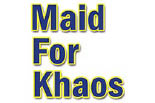MAID FOR KHAOS logo