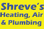 SHREVE'S HEAT, AIR & PLUMBING logo