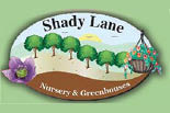 SHADY LANE GREENHOUSES logo