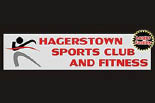 HAGERSTOWN SPORTS CLUB & FITNESS 24/7 logo