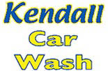 KENDALL CAR WASH logo