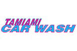 TAMIAMI CAR WASH logo