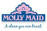 MOLLY MAID OF CORAL GABLES logo