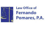 LAW OFFICE  FERNANDO POMARES logo