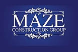 MAZE CONSTRUCTION GROUP logo
