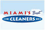 MIAMI'S BEST CLEANERS logo
