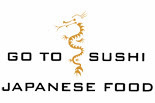 GO TO SUSHI Japanese Food logo