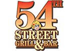 54TH STREET BAR&GRILL logo